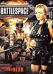 Battlespace (DVD, 2007) RESEALED LIKE NEW IN EXCELLENT CONDITION SHIPS WITH CASE