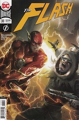 Flash #38 Mattina Variant Nm 2018 Dc Comics