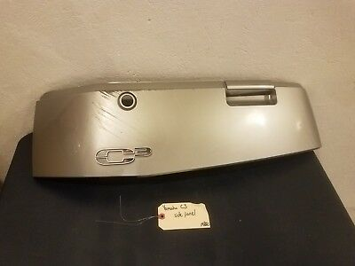 Yamaha C3 Scooter Side Cover Left Side 3B3-F1721-01-P4 Silver
