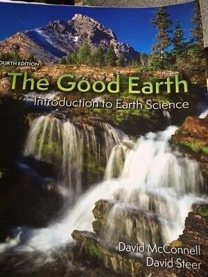 The Good Earth 4th Edition David McConnell
