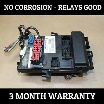 05-06 FORD MUSTANG Interior Fuse Box Body Control Module Bcm 5R3T ...
