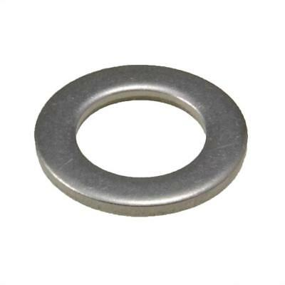 Flat Small Washer M8 (8mm) x 15mm x 1.6mm Metric DIN433 Stainless A2-70 G304