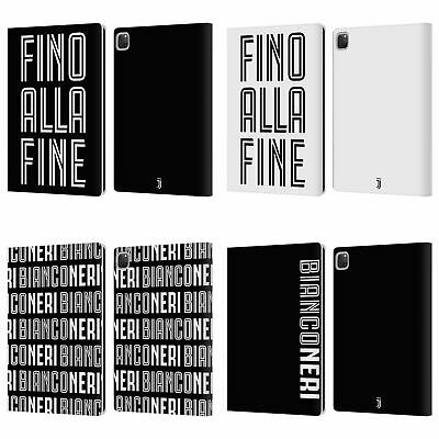 OFFICIAL JUVENTUS FOOTBALL CLUB TYPE LEATHER BOOK WALLET CASE FOR APPLE iPAD