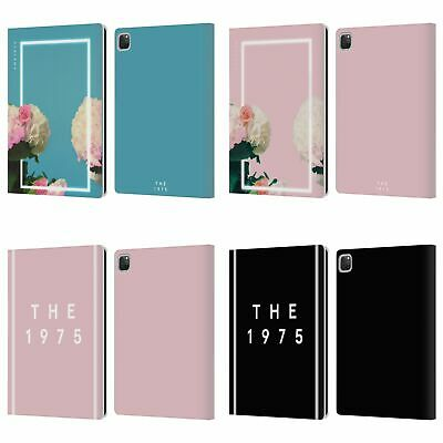 OFFICIAL THE 1975 KEY ART LEATHER BOOK WALLET CASE COVER FOR APPLE iPAD