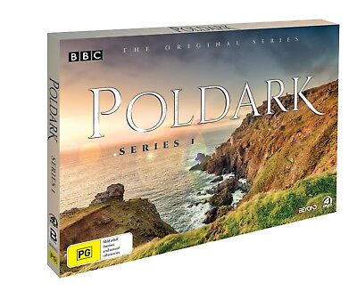 Poldark The Original Series: Season 1  DVD