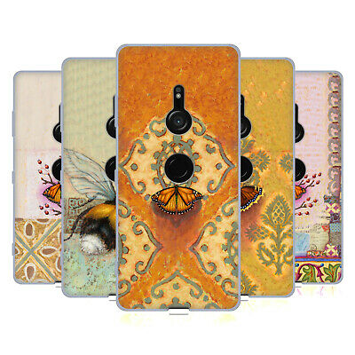 Official Rachel Paxton Insects Soft Gel Case For Sony Phones 1