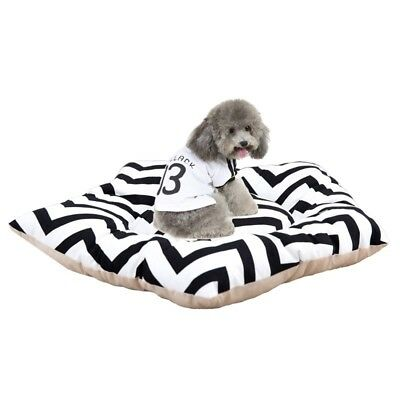 Small Pet Bed Mat Soft Dog Cat Cushion Warm Puppy Kennel House Pad Cozy Blanket