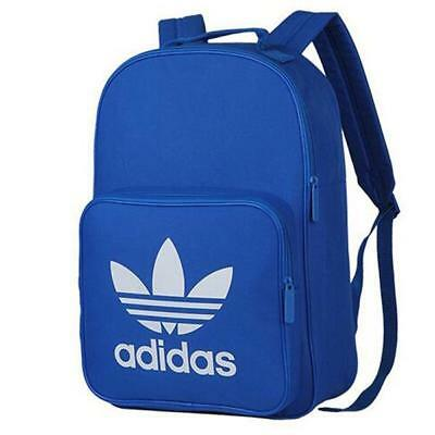 0ed5666cbe7e 18 Back to School adidas Originals Trefoil Backpack 44x30x17cm Polyester  BK6722