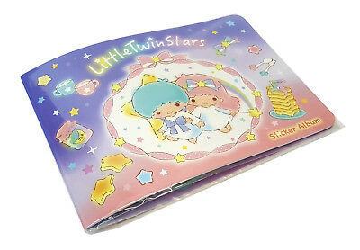Sanrio Little Twin Stars Sticker Album (9-6035-18)