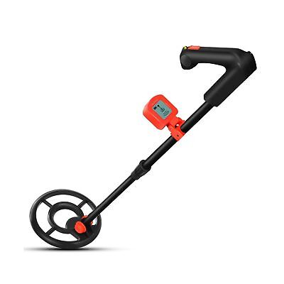 DR.ÖTEK Easy to Operate Metal Detector for Kids and Beginners with LCD Displa...