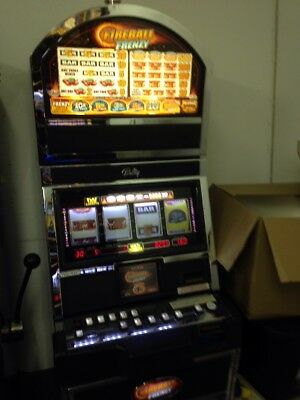 Bally Alpha Fireball Frenzy SLOT MACHINE Freight Shipping Available