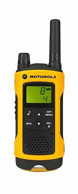 Motorola Talker T80 Extreme PMR446 2-Way Walkie Talkie Radio Twin Pack - Yell...