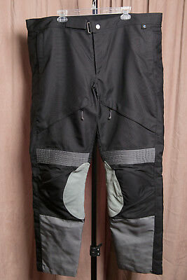 "BMW Motorrad Savanna 2 Motorcycle Pant NEW & EXCELLENT Men's 48"" USA 54R"