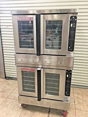 Blodgett Double Stack Convection Gas Oven DFG-200-L