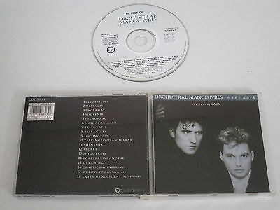 Orchestral Manoeuvres in the dark / the Best of Omd (Virgin CDOMD1)