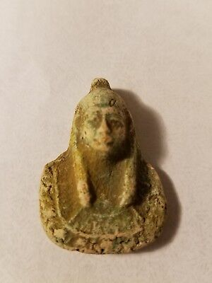 Ancient Egyptian Amulet From 300 Bc