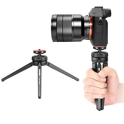 Neewer Mini Tabletop Tripod Stand Stabilizer Grip for DSLR Cameras Smartphones