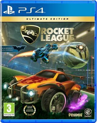 Rocket League Ultimate Gold Edition Ps4 Italiano Play Station 4 Nuovo Sigillato
