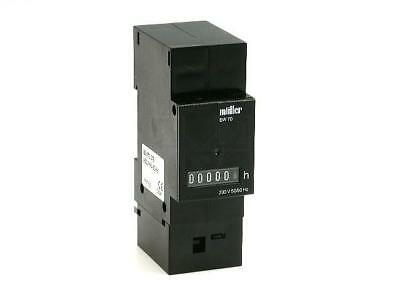 LCP-DIN/230 Counter electromechanical working time Range999999 BW7089-23050