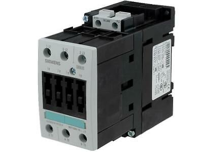 3RT1035-1BB40 Contactor3-pole 24VDC 40A NO x3 DIN on panel Size S2