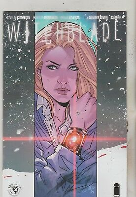 Image Comics Witchblade #7 August 2018 1St Print Nm