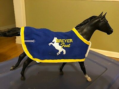 Breyerfest Champion Blanket for Breyer Horse