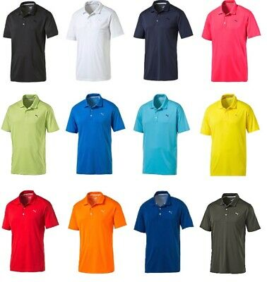 Puma Essential Pounce Polo Mens Golf Shirt 570462 -New- Pick Size And Color