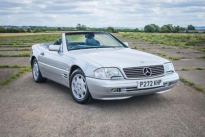1996 Mercedes-Benz SL500 - 1 Lady owner since '97, FMBSH, Major service/refresh