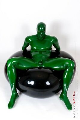 Suit latex doll new latex