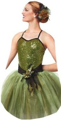 Ballet Dance Costume Adult Medium (2 Available)