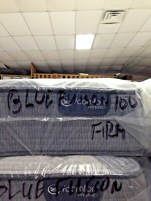 Serta Icomfort Savant Iii Plush Queen Mattress Free Ship 89900