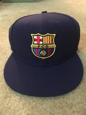 6ca743248d6 Nike FC Barcelona FCB Snapback Core Cap Adjustable Hat