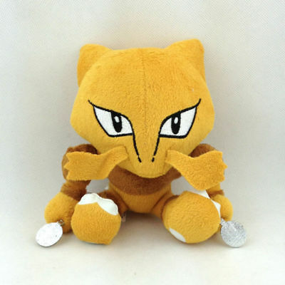 Doll Alakazam Plush Stuffed Center 6inch Psychic Pokemon Toy