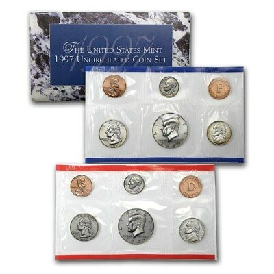 1997 US Mint Set
