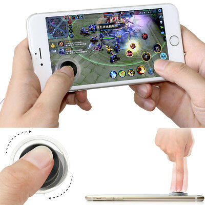 Ultra-thin Game Controller Mobile Joystick Joypad For Touch Cell Phone Tablet PC