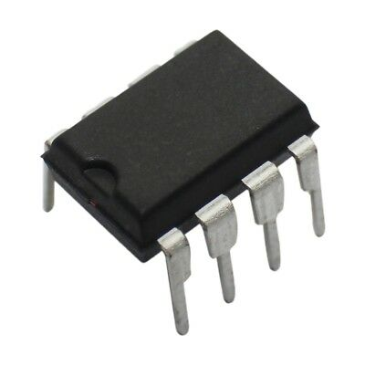 HCPL2631 Optocoupler THT Channels2 Out OC 2.5kV/μs 10Mbps DIP8