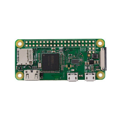 Raspberry Pi Zero W Board 1GHz CPU 512MB RAM with Built-in WIFI & Bluetooth