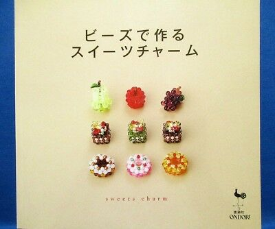 Beads Sweets Charm /Japanese Beads Craft Pattern Book