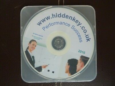 Hypnotherapy CD for Performance Anxiety presentation giving speech sex PE acting