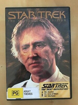 Star Trek The Next Generation (collectors edition) TNG 54 DVD