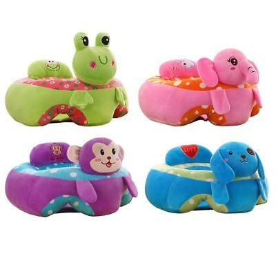Baby Support Seat Cotton Baby Sofa Infant Learning To Sit Chair For 7-8 Months