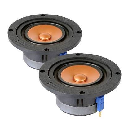 "Markaudio Alpair-6M Gold 3.5"" Full Range Woofer Matched Pair"