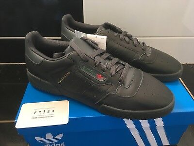 d238a5c26d705 YEEZY POWERPHASE CALABASAS Black UK 9 US9.5 EU43 Adidas With Receipt ...