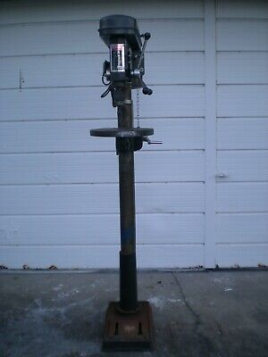 Delta rockwell 15 drill press no 2 mt spindle nose cat number 15 833.