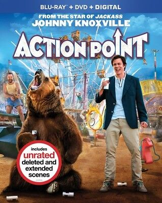 Action Point [New Blu-ray] With Blu-Ray, 2 Pack, Digital Copy