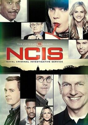 NCIS: The Fifteenth Season [New DVD] Boxed Set, Slipsleeve Packaging, Widescre