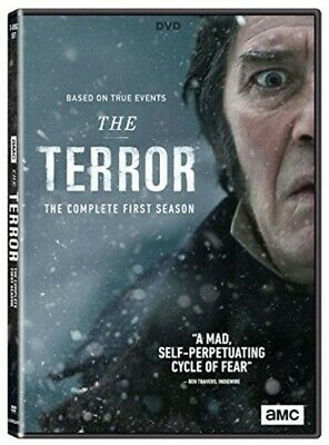The Terror: The Complete First Season [New DVD] 3 Pack, Ac-3/Dolby Digital, Do