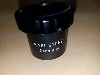Karl Storz  35mm Borescope C-Mount Camera to Eye Piece Attachment Model 80591C