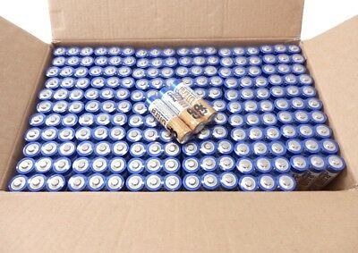198 Pack Battery Lot of GP Ultra Plus 1.5V AA Alkaline Batteries - Exp 12-2023