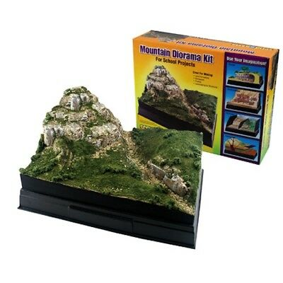 Woodland Scenics SP4111 Scene-A-Rama Mountain Diorama Kit